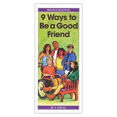 9 Ways to Be a Good Friend (Each)