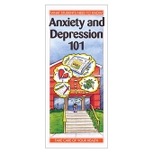 Anxiety and Depression 101 (50/Pkg)