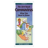 The 2019 Novel Coronavirus: What You Need to Know Pamphlets (50-ct)