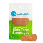 Tru-Colour Bandages - Green Package