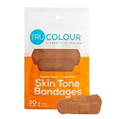 Tru-Colour Bandages - Medium tone
