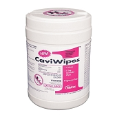 CaviWipes1 Surface Disinfectant - Large Wipes (160/Tub)