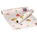 Child Print Exam Table Paper Rolls