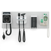 Welch Allyn Green Series 777 Integrated Wall System - Complete System