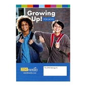 Growing Up!  For Boys (DVD)