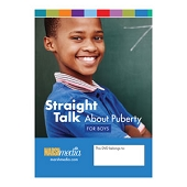 Straight Talk About Puberty - Boys (USB)