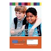 Puberty: A Boy's Journey Through the Physical, Emotional and Social Changes (DVD)