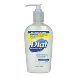 Liquid Dial Antimicrobial Soap with Moisturizers and Vitamin E (7.5 oz Pump)