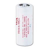 Welch Allyn Replacement Battery - 2.5 Volt (Red)