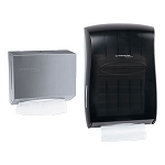 C-Fold Towel Dispenser - Stainless Steel (Small)