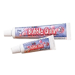 Bubble Gum Flavor Fluoride Toothpaste - .85 oz Tube (144/Case)
