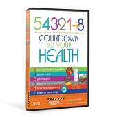 54321+8 Countdown to Your Health (DVD)