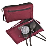 BV Medical Sphygmomanometer - Burgundy