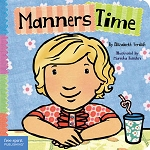 Toddler Tools Board Book Series - Manners Time