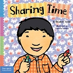 Toddler Tools Board Book Series - Sharing Time