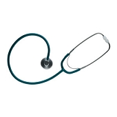 Single Head Stethoscope - Teal