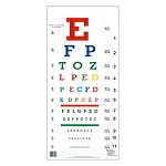 Color Vision Testing Chart - Standard