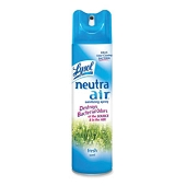 Lysol Neutra Air Sanitizing Spray (10 oz)