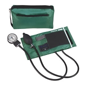MatchMates Sphygmomanometer - Hunter Green