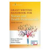 Grant Writing Handbook for Nurses and Health Professionals