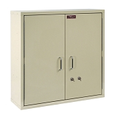 Medical Storage Cabinet with Double Lock