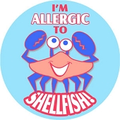 I'm Allergic To Shellfish!