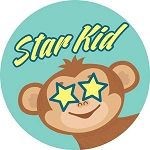 Encouragement Stickers - Star Kid