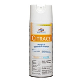 Clorox Citrace Hospital Germicidal Deodorizer (14 oz)