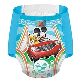 Huggies Pull-Ups Training Pants - Size 2T-3T (Boys)