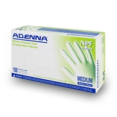 Adenna Nitrile Exam Gloves - Small (100/Box)