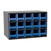 Modular Cabinet (Wall Mountable) - 15 Drawers