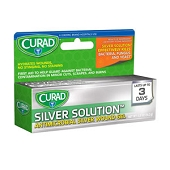 CURAD Silver Solution Wound Gel (0.5 oz)