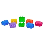 Treasure Chest Tooth Box (144/Pkg)