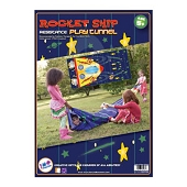 Rocket Ship Resistance Play Tunnel