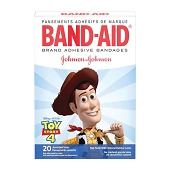 J & J Toy Story 4 BAND-AIDs (20/Box)