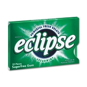 Eclipse Gum - Spearmint (8/Box)