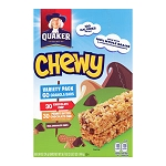 Chewy Granola Bars - Variety Pack (60/Box)