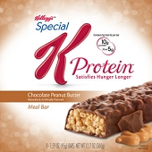 Special K Protein Bars - Chocolate Peanut Butter (8/Box)