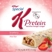 Special K Protein Bars - Strawberry (8-ct)