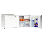 Magic Chef 1.6 Cubic Foot Refrigerator/Freezer (White)