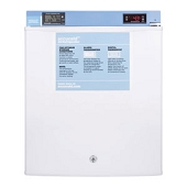 1.7 Cubic Foot Lockable Medical-Grade Refrigerator