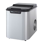 Danby Portable Ice Maker (Stainless Steel)