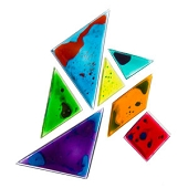 Busy Finger Tangram Gel Puzzle