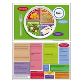 MyPlate TearPad/Placemats (50/Pad)