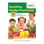 Nourishing Healthy Preschoolers:  A Guide to MyPlate Nutrition (DVD)