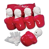 Basic Buddy CPR Manikins - Adult/Chiild Manikin (5-Pack)
