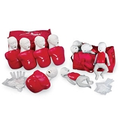 Basic Baby CPR Manikins - Infant Lung/Mouth Bags (100/Pkg)