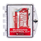Public Access Individual Bleeding Control Station & Kit – Advanced