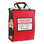 Public Access Individual Bleeding Control Kit – Advanced 8-Pack with Nylon Carrying Case