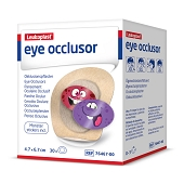 Coverlet Eye Occlusor - Junior Size (20/Box)